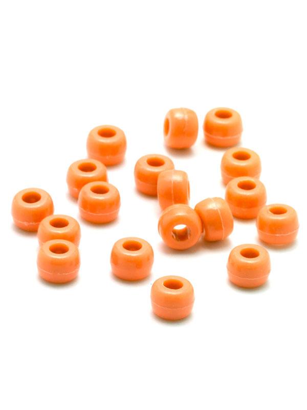 PRINDIY Lot de 200 Pinces /à Ongles en Plastique pour c/âble /électrique de 5 mm de diam/ètre